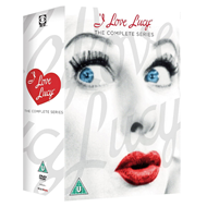 I Love Lucy - The Complete Series (UK-import) (DVD)