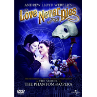 Love Never Dies (UK-import) (DVD)