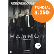Produktbilde for Mammon - Sesong 2 (DVD)
