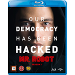 Mr. Robot - Sesong 1 (BLU-RAY)