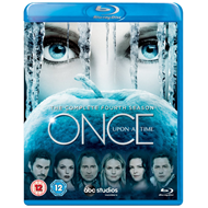 Once Upon A Time - Sesong 4 (UK-import) (BLU-RAY)