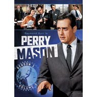 Perry Mason - Sesong 1 Del 1 (DVD - SONE 1)