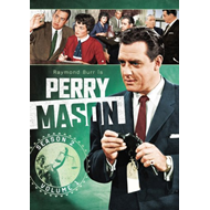 Perry Mason - Sesong 2 Del 1 (DVD - SONE 1)
