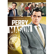 Perry Mason - Sesong 2 Del 2 (DVD - SONE 1)