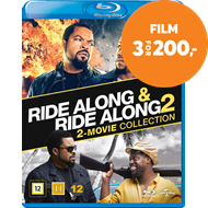 Produktbilde for Ride Along 1 & 2 (BLU-RAY)