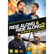 Ride Along 1 & 2 (DVD)