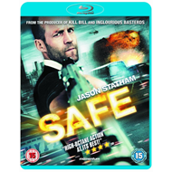 Safe (UK-import) (BLU-RAY)