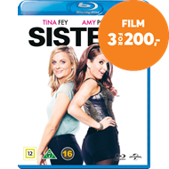 Produktbilde for Sisters (BLU-RAY)