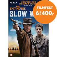 Produktbilde for Slow West (DVD)