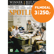 Produktbilde for Spotlight (DVD)
