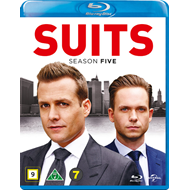 Suits - Sesong 5 (BLU-RAY)