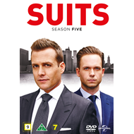 Suits - Sesong 5 (DVD)
