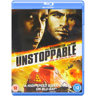 Unstoppable (UK-import) (BLU-RAY)