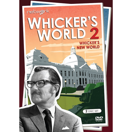 Whicker's World 2 (UK-import) (DVD)
