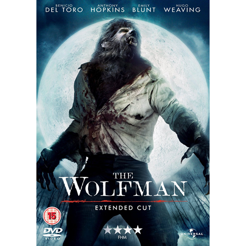 The Wolfman (UK-import) (DVD)