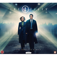 The X-Files - Sesong 1-10 (DVD)