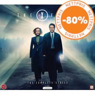 Produktbilde for The X-Files - Sesong 1-10 (DVD)