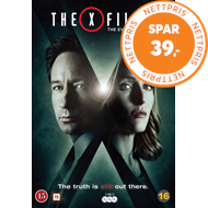 The X-Files - Sesong 10: The Event Series - Special Edition (DVD)