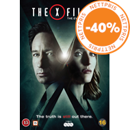Produktbilde for The X-Files - Sesong 10: The Event Series - Special Edition (DVD)