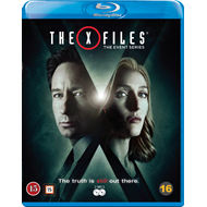 The X-Files - Sesong 10: The Event Series (BLU-RAY)