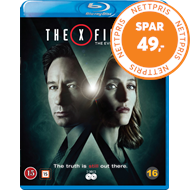 Produktbilde for The X-Files - Sesong 10: The Event Series (BLU-RAY)