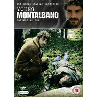 The Young Montalbano - Sesong 1 (UK-import) (DVD)