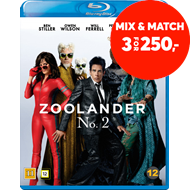 Produktbilde for Zoolander No. 2 (BLU-RAY)