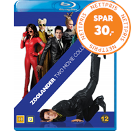 Produktbilde for Zoolander - Two Movie Collection (BLU-RAY)