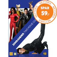 Produktbilde for Zoolander - Two Movie Collection (DVD)