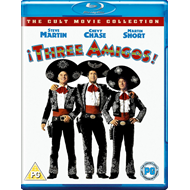 Three Amigos (UK-import) (BLU-RAY)