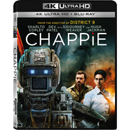 Chappie (4K Ultra HD + Blu-ray)