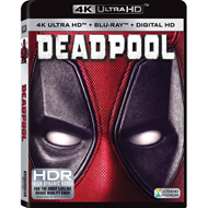 Produktbilde for Deadpool (4K Ultra HD + Blu-ray)
