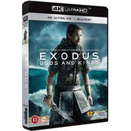 Exodus: Gods And Kings (4K Ultra HD + Blu-ray)