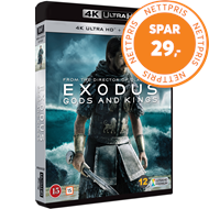 Produktbilde for Exodus: Gods And Kings (4K Ultra HD + Blu-ray)