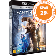 Produktbilde for Fantastic Four (4K Ultra HD + Blu-ray)