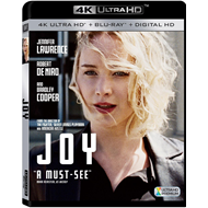 Joy (4K Ultra HD + Blu-ray)