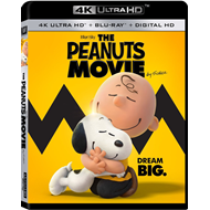 Produktbilde for The Peanuts Movie (4K Ultra HD + Blu-ray)