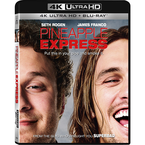Pineapple Express (4K Ultra HD + Blu-ray)