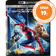 Produktbilde for The Amazing Spider-Man 2 (4K Ultra HD + Blu-ray)
