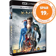 Produktbilde for X-Men: Days of Future Past (4K Ultra HD + Blu-ray)