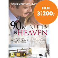 Produktbilde for 90 Minutes In Heaven (DVD)