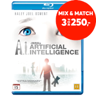 Produktbilde for A.I. Artificial Intelligence (BLU-RAY)