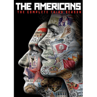 The Americans - Sesong 3 (DVD - SONE 1)
