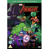 The Avengers - Earth's Mightiest Heroes: The Complete Series (UK-import) (DVD)