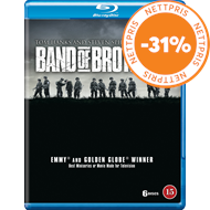 Produktbilde for Band Of Brothers (BLU-RAY)