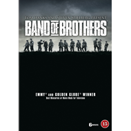 Produktbilde for Band Of Brothers (DVD)