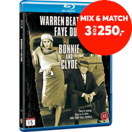 Produktbilde for Bonnie And Clyde (BLU-RAY)