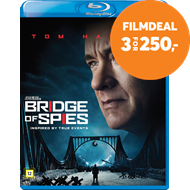 Produktbilde for Bridge Of Spies (BLU-RAY)