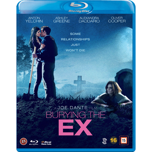 Burying The Ex (BLU-RAY)