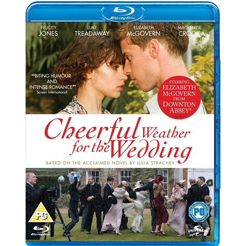 Cheerful Weather For The Wedding (UK-import) (BLU-RAY)